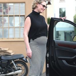 Katherine Heigl w zaawansowanej ciąży