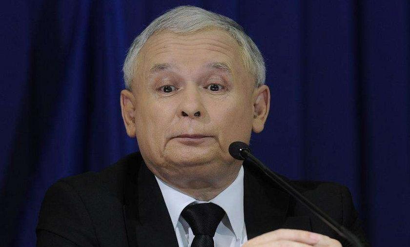 Prezes PiS też będzie ścigał kiboli
