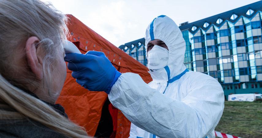 Koronawirus SARS-Cov-2. Zalecenia GIS, zapobieganie, wytyczne sanepidu