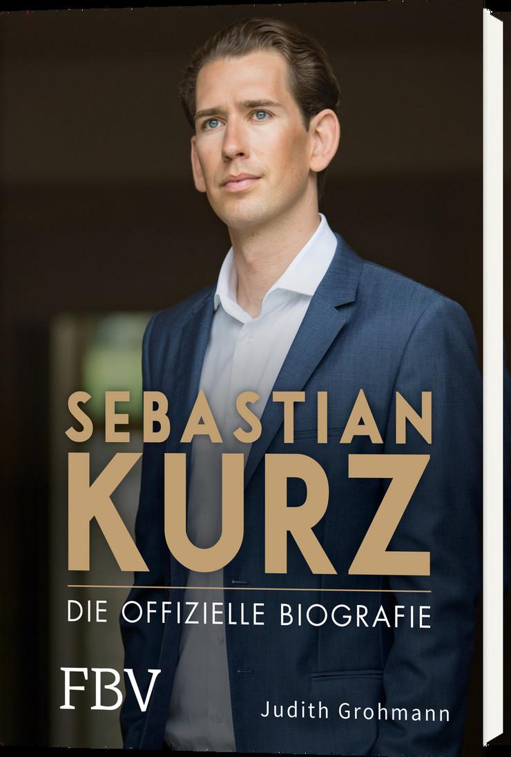 Sebastian Kurz die offizielle Biografie