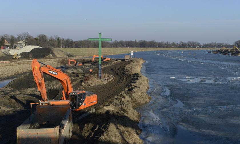 Modernizacja węzła wodnego na Odrze