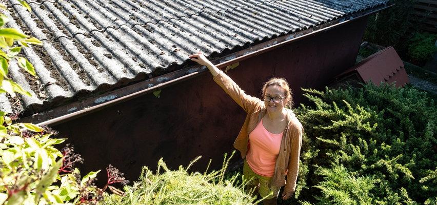 Usuń za darmo azbest z dachu