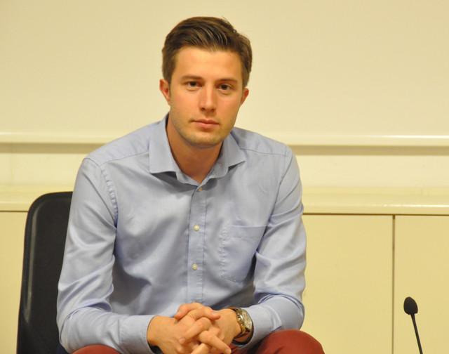 Stefan Surlić, asistent na Fakultetu političkih nauka
