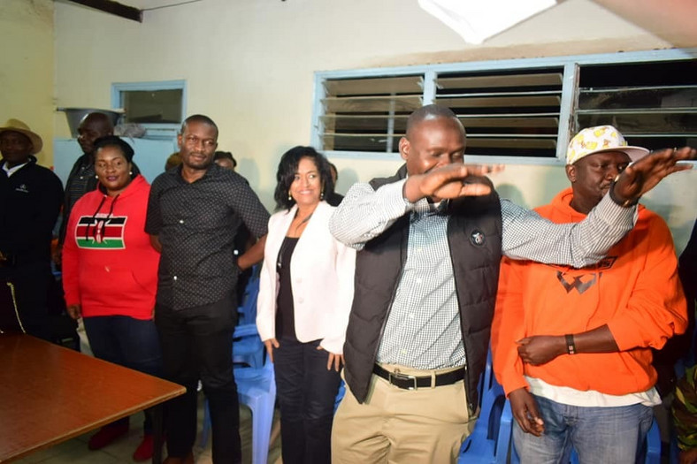 Imran Okoth it is-ODM decides in Kibra