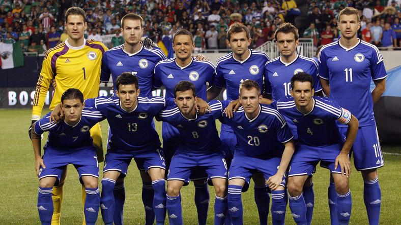 Reprezentacja Bośni i Hercegowiny