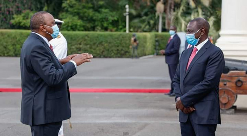 Details emerge on meeting where CSs confronted DP Ruto in front of Uhuru