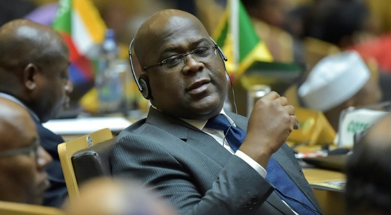 Tshisekedi takes another stab at history and now tables application for Congo to join the East African Community just months after taking power peacefully