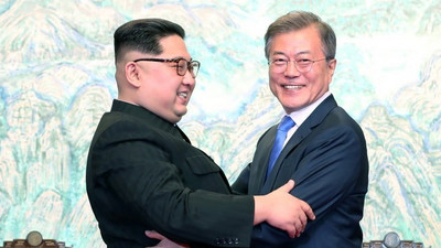 What will probably happen with the North and South Korean peace treaty