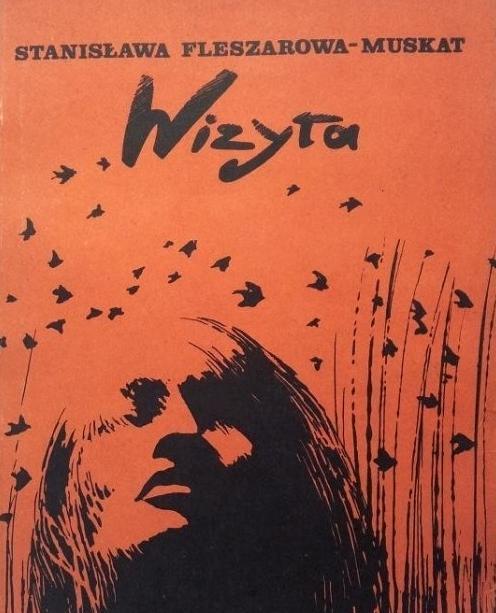 """Stanisława Fleszarowa-Muskat, """"Wizyta"""" (1971)"""