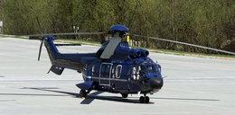 Prezydent Niemiec przyleciał helikopterem