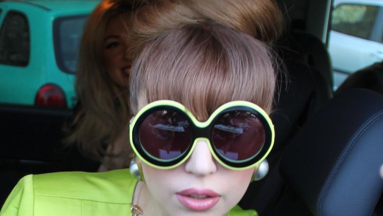 Lady GaGa się zaaokrągliła?