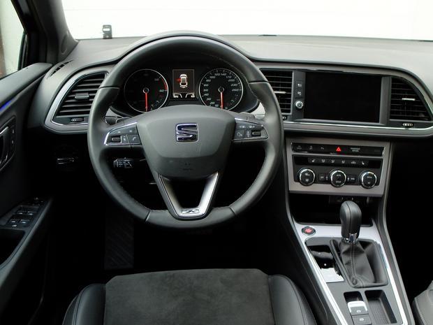 Seat Leon ST 2.0 TDI