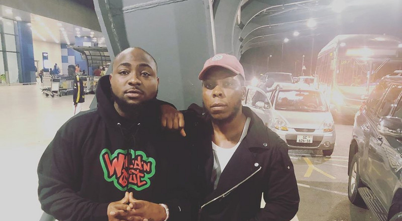 "Edem remixes ""Toto"" with Davido; drops ahead of Edemfest 2019"
