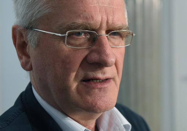 Przewodniczący Rady Mediów Narodowych Krzysztof Czabański, PAP/Radek Pietruszka