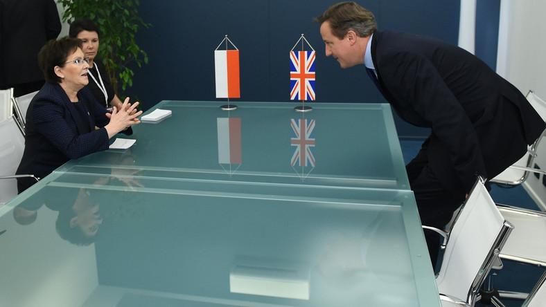 Minister: Cameron pod wpływem Kopacz zmienił stosunek do imigracji