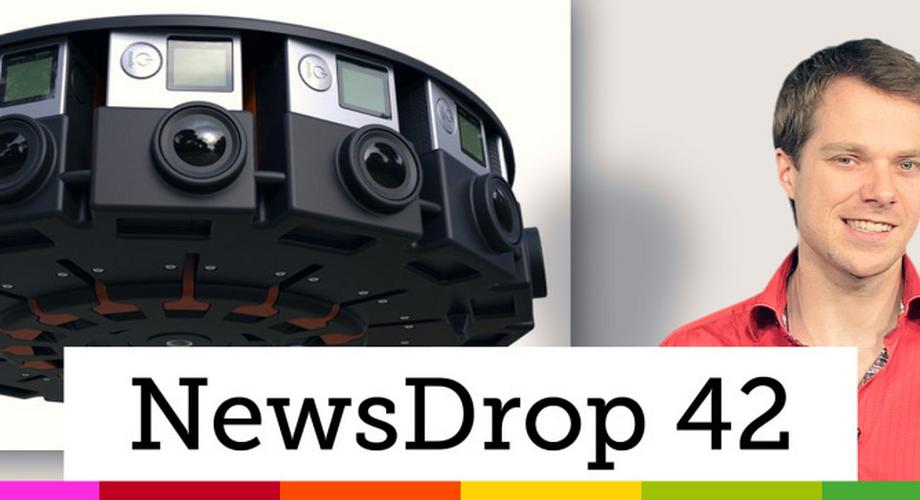 NewsDrop 42: Android M, iOS 9, Laserprojektor-Handy