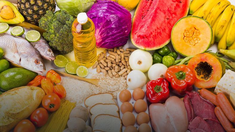 Zdrowe jedzenie atakuje