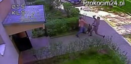 Człowiek zabity przed blokiem. Jest FILM i sprawca, ale aresztu nie ma!