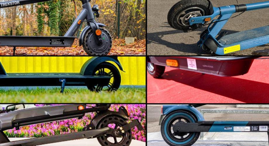 Vergleich: Elf E-Scooter mit Straßenzulassung im Test