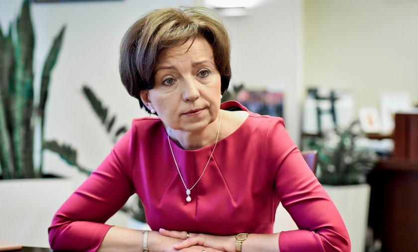 Minister rodziny Marlena Maląg mówiła, że na trzecie dziecko wsparcie będzie w podwójnej wysokości