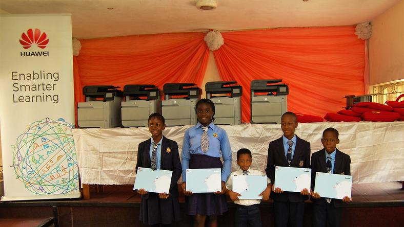 Brand equips Nigerian schools with laptops to enable smarter learning