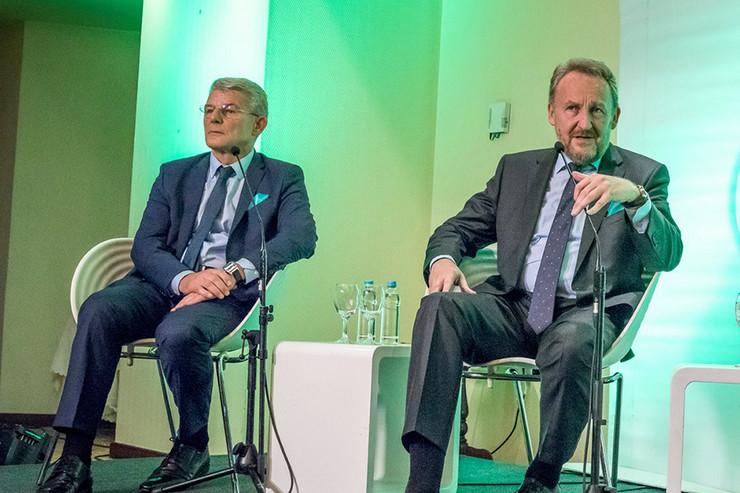 Šefik Džaferović i Bakir Izetbegović