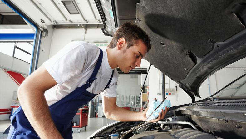 Naprawa auta będzie kosztować fortunę