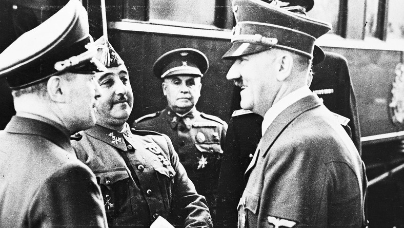 Brytyjczycy przekupili potencjalnego sojusznika Hitlera