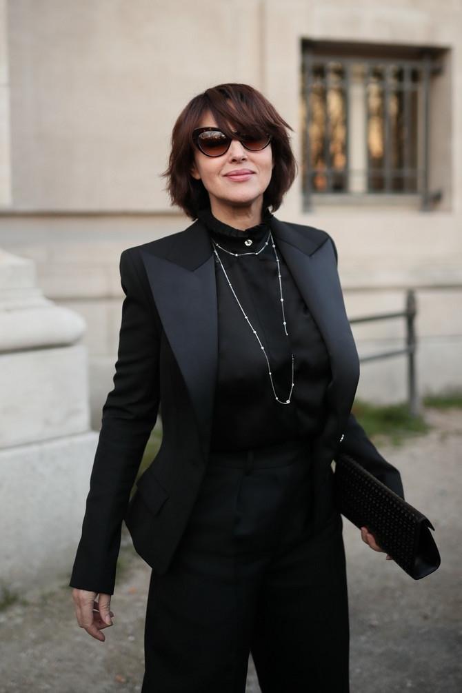 Monika Beluči ima novu hit frizuru