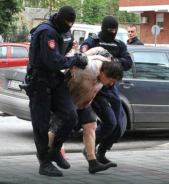 Hapšenje monstruma