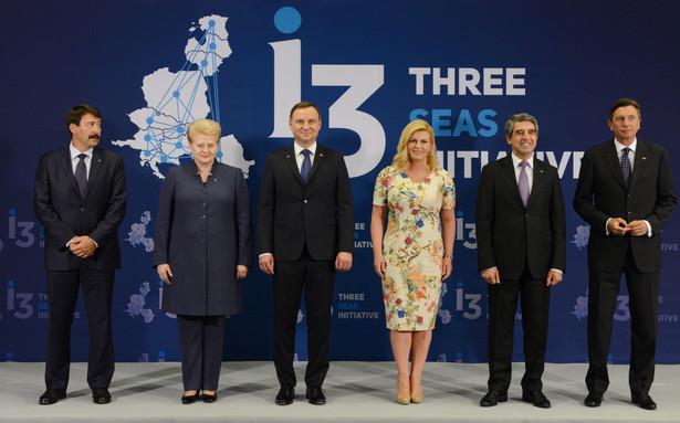 Rozpoczęcie forum państw Trójmorza w Dubrowniku.