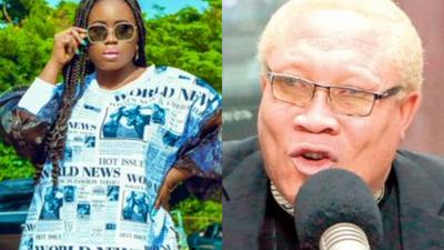 'Activists are fighting against killing of albinos' - Lydia Forson jabs Foh-Amoaning