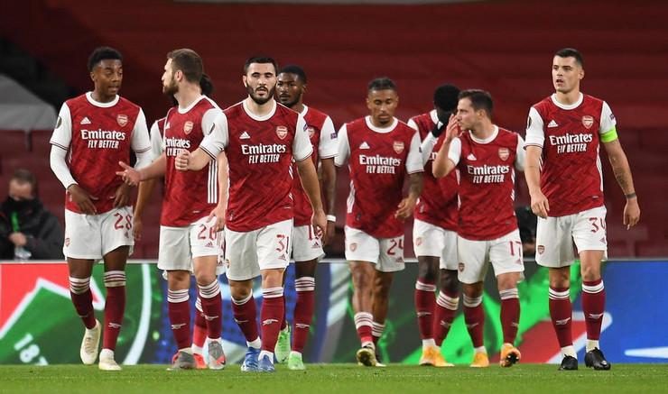 Fudbaleri Arsenala