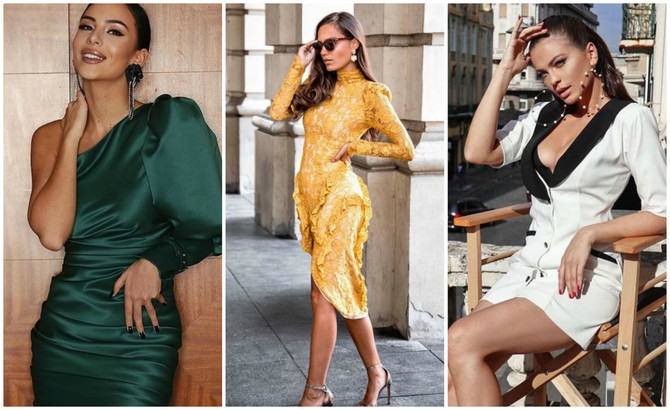 Slavne dame obožavaju CIEL haljine