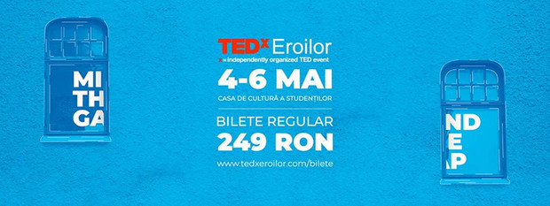 TEDxEroilor - Mind the Gap1