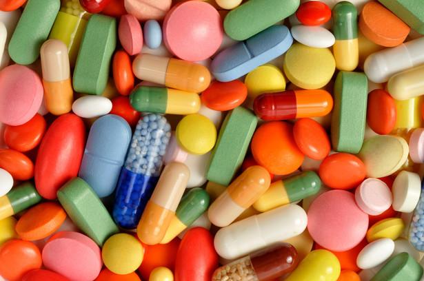 Leki obok działań terapeutycznych mogą wywoływać też działania niepożądane.