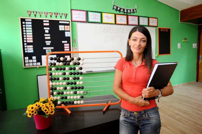 Učiteljica Tatjana Krsmanović