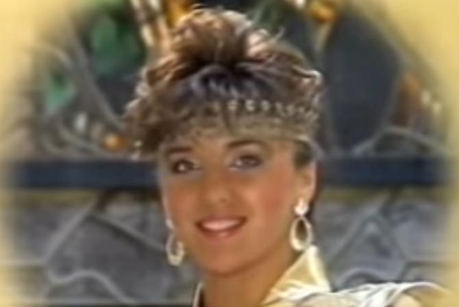 Suzana je bila Mis Jugoslavije 1988. godine