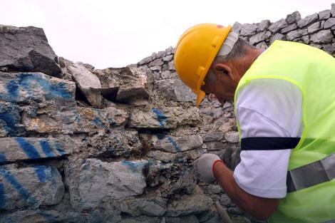 Počela konzervacija zidina starih sedam vekova