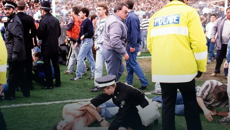 Tragedia na Hillsborough