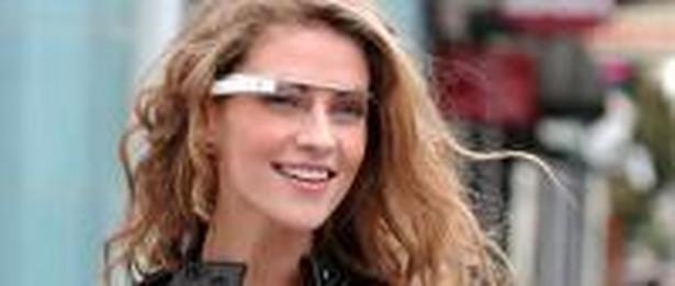 Okulary firmy Google