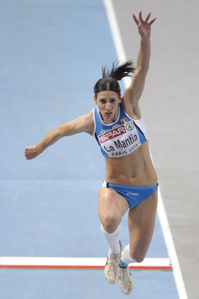 FRANCE ATHLETICS EUROPEAN INDOOR CHAMPIONSHIPS
