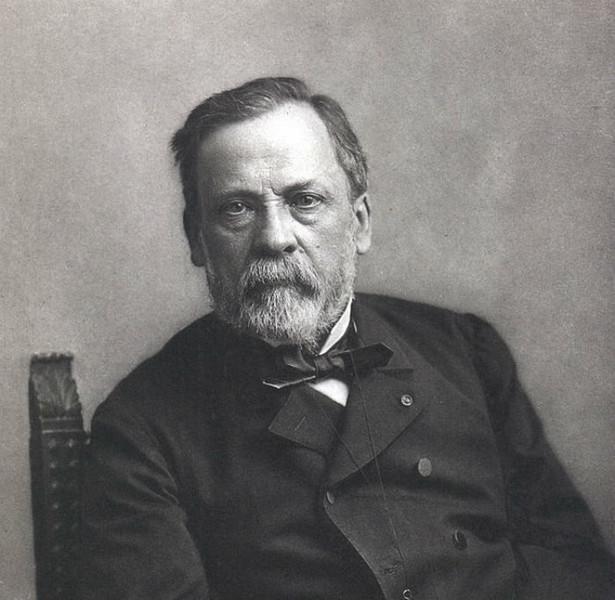 Louis Pasteur konkurował na polu bakteriologii i epidemiologii z Robertem Kochem