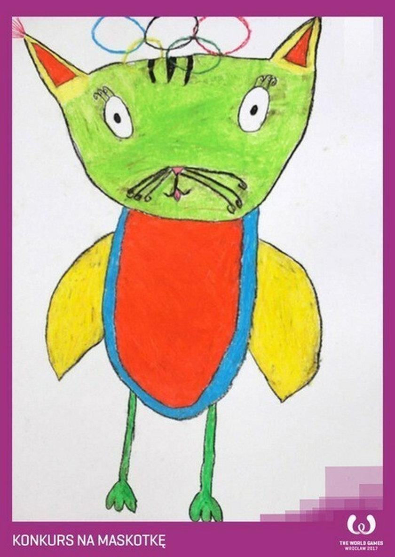 Konkurs na maskotkę na World Games 2017: sowo-kot
