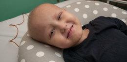 7-letni Łukasz Wigilię spędzi w szpitalu