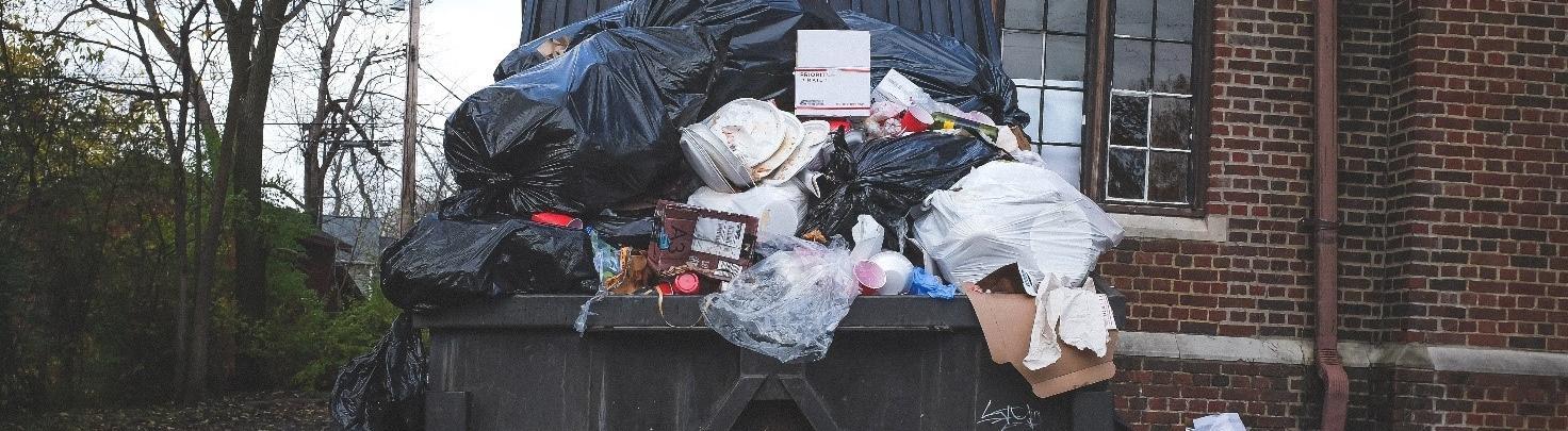 Drażnią cię śmieci w okolicy? Oto, co możesz z nimi zrobić
