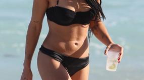 Córka Lenny'ego Kravitza w bikini. Co za ciało!