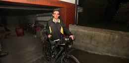 Sąd uniewinnił rowerzystę, a policja chce go ukarać