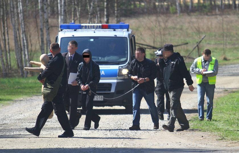 Zabójstwo ciężarnej nastolatki w Kłyżowie