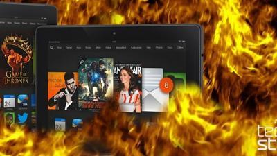 Amazon Kindle Fire HDX: zweimal günstig und viel Power